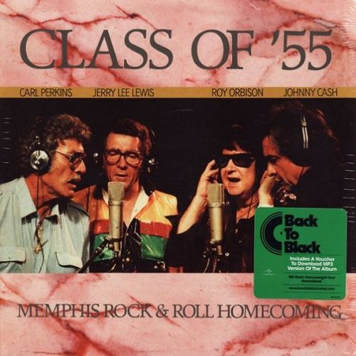 CLASS OF '55 Memphis Rock & Roll Homecoming Vinyl Record LP Mercury 2013